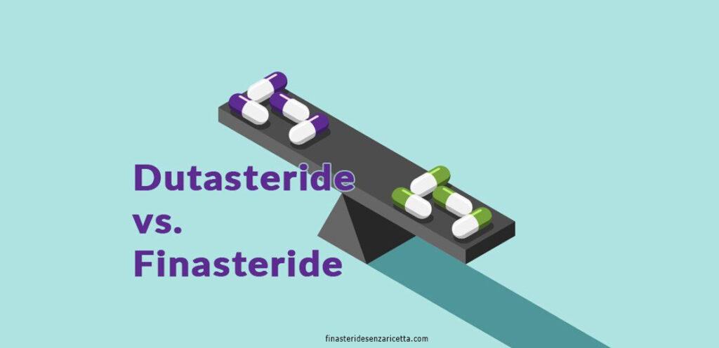 Dutasteride vs. Finasteride